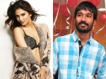 Dhanush Vaani Kapoor Best Debut Actors Award Zee Cine Awards