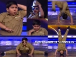 Indias Got Talent Police Kid Akshat Singh On Ellen Degeneres Show