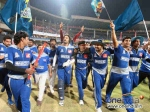Ccl 4 Karnataka Bulldozers Beat Telugu Warriors Enters Semi Finals