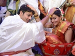 Geetha Madhuri Krishna Nandu Wedding Pictures 132113 Pg