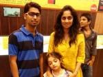 Photos Shalini Ajith Anoushka Daughter Bangalore