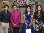 Pics Vj Ramya Wedding Reception