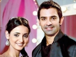 When Sanaya Irani Barun Sobti Reunited Daljeet Baby Shower