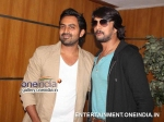 Photos Sudeep Releases Jk Karthik Jayaram Just Love Audio 133290 Pg