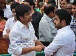 Nagarjuna Junior Ntr Teamup Vamsi Multi Starrer Film