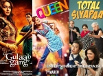 Gulaab Gang Queen Total Siyapaa 1 Day Collection Box Office
