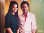 Picture Sharmila Mandre With Shahrukh Khan Photo