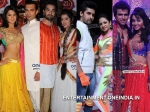 Karan Jennifer Rithvik Asha Unite Star Plus Holi Celebration
