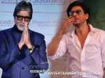 Big B Overwhelmed With Shahrukhs Praising Words