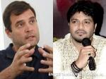 Singer Babul Supriyo Slams Rahul Gandhi Calls Modi Ceo