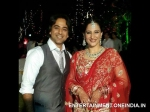 Wedding Pictures Rakshanda Khan Ties Knot With Sachin Tyagi