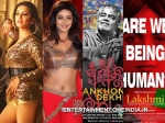 Box Office Ragini Mms 2 Gang Of Ghosts Ankhon Dekhi Lakshmi