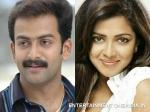 Prithviraj Amala Paul Team Up Again