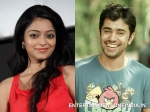 Janani Iyer Excited Work With Nivin Pauly Edison Photos