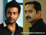 Fahad Fazil To Team Up With Prithviraj