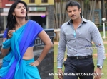 Anushka Shetty Sandalwood Debut Darshan Jaggu Dada