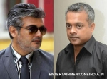 Gautham Menon Proudly Announces Ajith Film