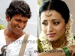 Puneet Rajkumar Trisha Krishnan Adipathi Dookudu Remake