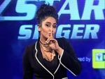 Photos Ragini Dwivedi Star Singers Suvarna Tv 136785 Pg