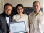 Salim Khan Launches Narendra Modis Urdu Website
