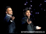 View Pics Srk In Full Filmy Style With Ipl Players