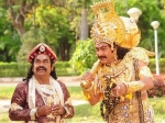 Yamaleela 2 Parichaya Vedika Mohan Babu Brahmanandam First Look 136721 Pg