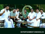 Mohanlal Joins Sets Of Peruchazhi Movie