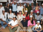 Bollywood Celebs Stand For Aap With Brooms In Hand