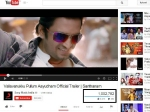 Santhanam Vallavanuku Pullum Teaser Crosses Million
