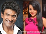 Puneet Rajkumar Trisha Krishnan Movie Renamed Dookudu Remake
