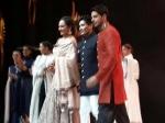 Sonakshi Sinha Siddharth Malhotra Iifa Rocks Fashion Show