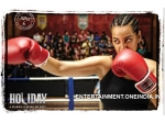 Which Boxing Champ Trained Sonakshi For Holiday