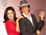 Farah Khan Thanks Shahrukh Khan