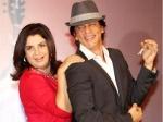 Farah Khan Thanks Shahrukh Khan