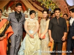 Ram Charan Raviteja Kajal Dil Raju Daughter Wedding Reception 138543 Pg