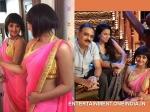 Comedy Nights With Kapil Rashmi Desai Goes Funky
