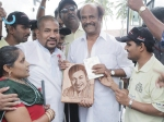 Rajinikanth Fulfills People Lingaa Sets