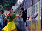 Shahrukh Khan Train Scenes
