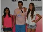 Cyrus Anusha Associate With Web Reality Show Beauty Blogger