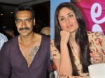 Ajay Devgn Kareena Kapoor Are Fun Rohit Shetty