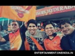 Allu Sirish Cheers For Sunrisers Hyderabad Srh At Ipl
