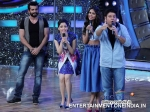 Esha Gupta Tamannah Sajid Khan Promote Humshakals On Dance India Dance Lil Masters