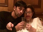 Check Out Ranbir Kapoor Special Moment With His Granny 140308 Pg