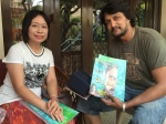 Meet An Adherent Fan Of Kiccha Sudeep From Japan Junko