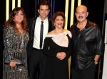 Hrithik Sunaina Launch Book On Rakesh Roshan