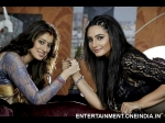 Cat Fight Shrungara Heroines Ragini Dwivedi Lakshmi Rai