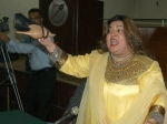 Ex Bigg Boss Contestant Dolly Bindra Gets Physical With Neighbours Abuses Them
