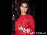 Rani Mukherji Makes Pleasant Appearance Post Wedding