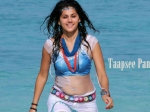 Taapsee Scared Watch Own Movie