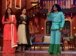 See Pics Kapil Sharma Dhongi Baba Comedy Nights With Kapil Bobby Jasoos Promotions